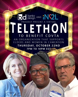 David and Walter Telethon to Support CDVTA
